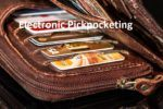 electronic pickpocketing wallet
