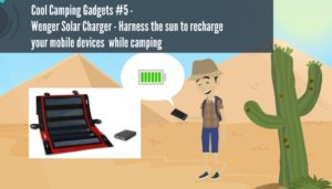Cool Camping Gadgets