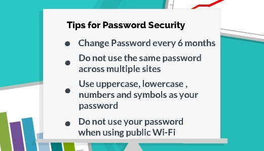 tips for password security