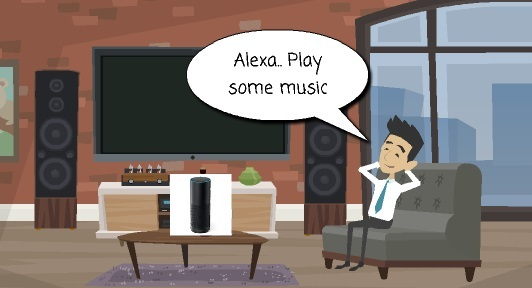 Alexa play some music