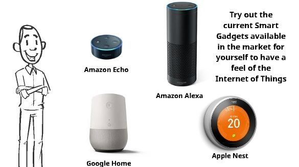 smart gadgets internet of things