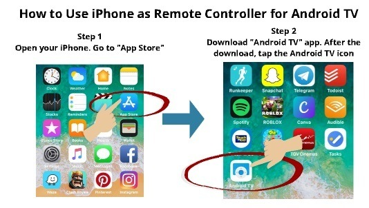 How to Turn iPhone into TV Remote (3 Simple Ways) | My Smart