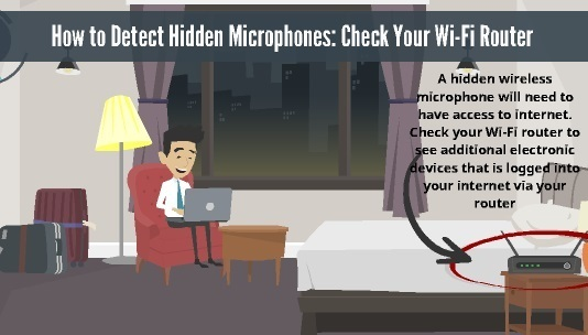 Top 3 Ways How To Detect Hidden Microphones My Smart Gadget
