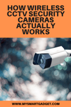How wireless CCTV camera security works
