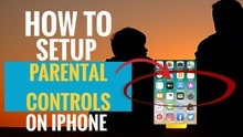 How to Setup Parental Controls on iPhone