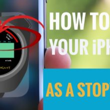 How to Use Your iPhone asa Stopwatch