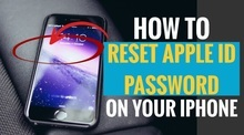 How to Reset Apple ID Password in your iPhone