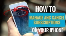How to Manage and Cancel Subscriptions on your iPhone