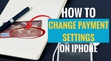 How to Change Payment Settings on iPhone